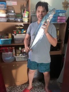 Marina Mall Breakwater Fishing 05May2017