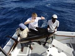 A Good catch, Mombasa fishing