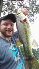 Topwater Frog Action