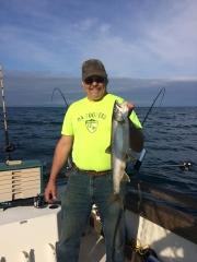 My husbands lake trout!