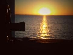 Alvey sunset