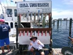 Sea Winder Desten Florida August 2, 2017