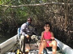 Mangrove canal soo tight