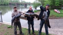 Winners Stony Creek Anglers May Cat fish Derby