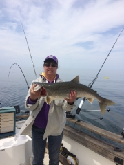 Nice laker from Lake Superior!!