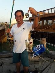 Al Khor Dock Fishing