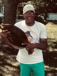 """Fluke - Summer Flounder: 6#, 23"""""""