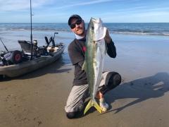 last kingfish before national covid19 lockdown