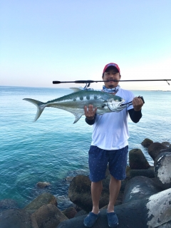 Abu Dhabi fishing #queenfish