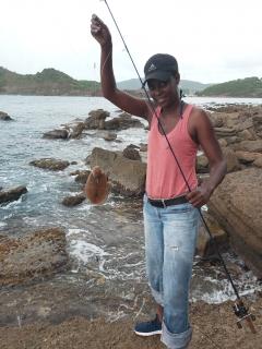 Rock Flounder