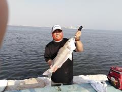 Sobaity Fish in Dammam Corniche