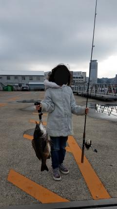 My kids biggest fish to date